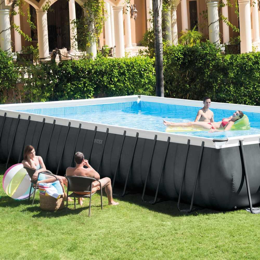 meilleures piscines hors-sol 26378 ULTRA XTR FRAME VOLLEY