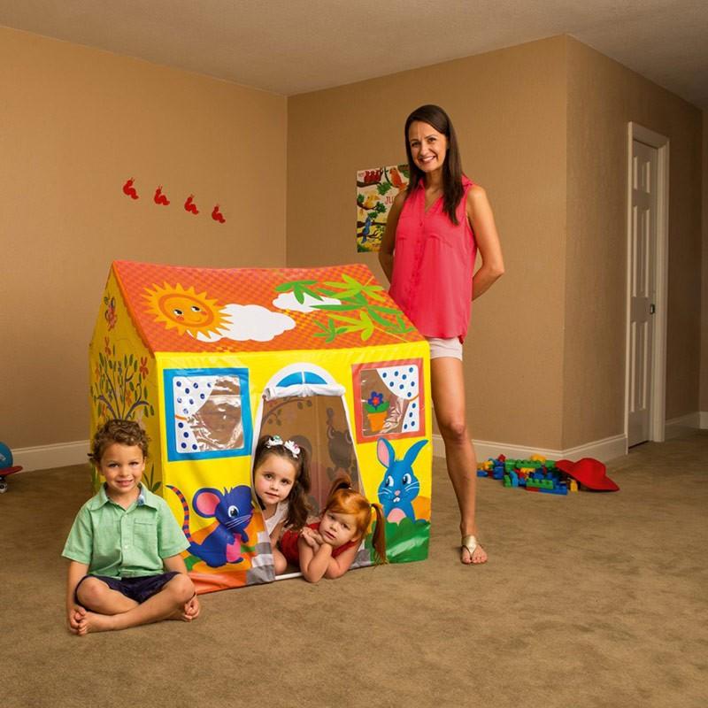 Bestway 52007 Maisonnettes Jeux Pour Enfants Pour Jardin Et Intérieur Maison