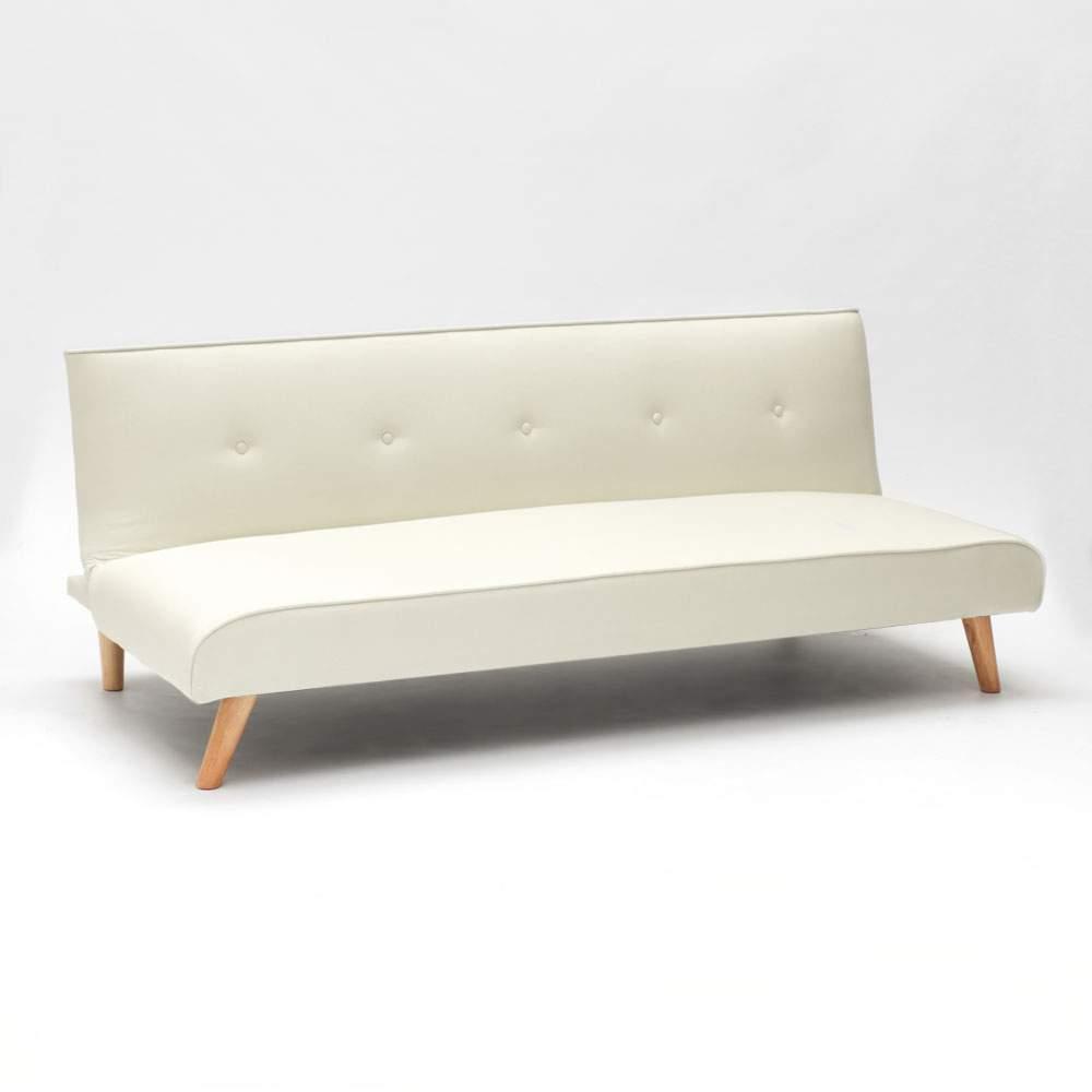 Canape-lit-convertible-2-places-LARIMAR-en-tissu-pour-le-salon-et-le-sejour miniature 19