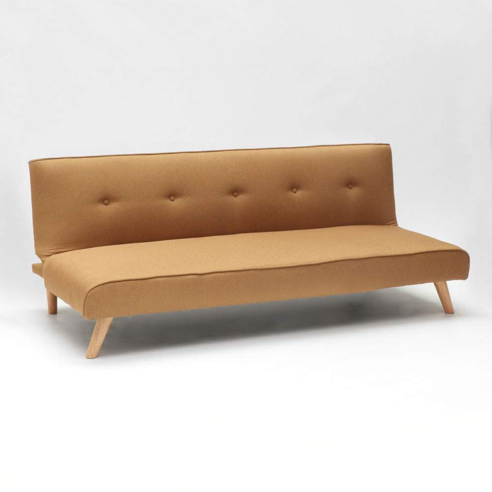 Canape-lit-convertible-2-places-LARIMAR-en-tissu-pour-le-salon-et-le-sejour miniature 13