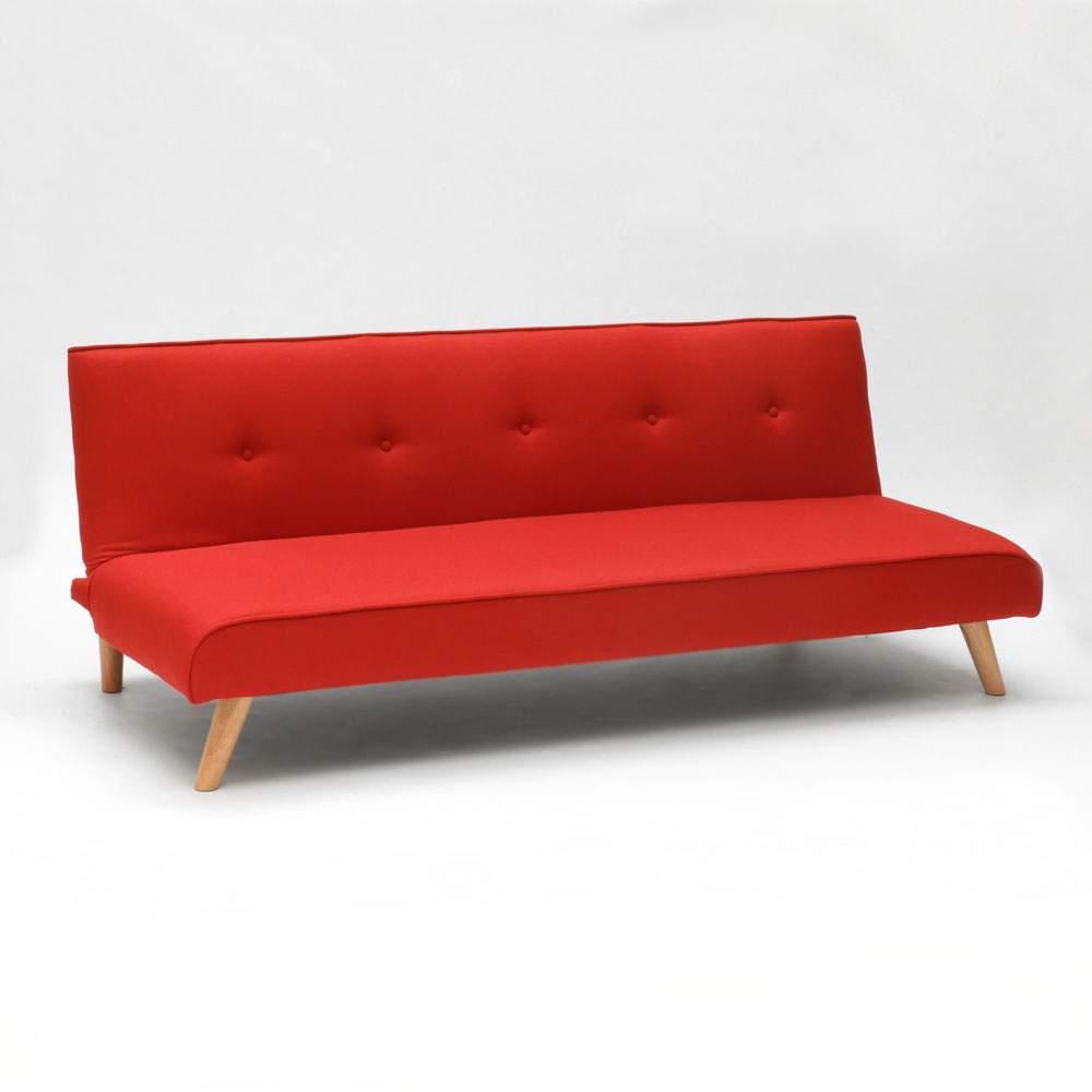Canape-lit-convertible-2-places-LARIMAR-en-tissu-pour-le-salon-et-le-sejour miniature 45