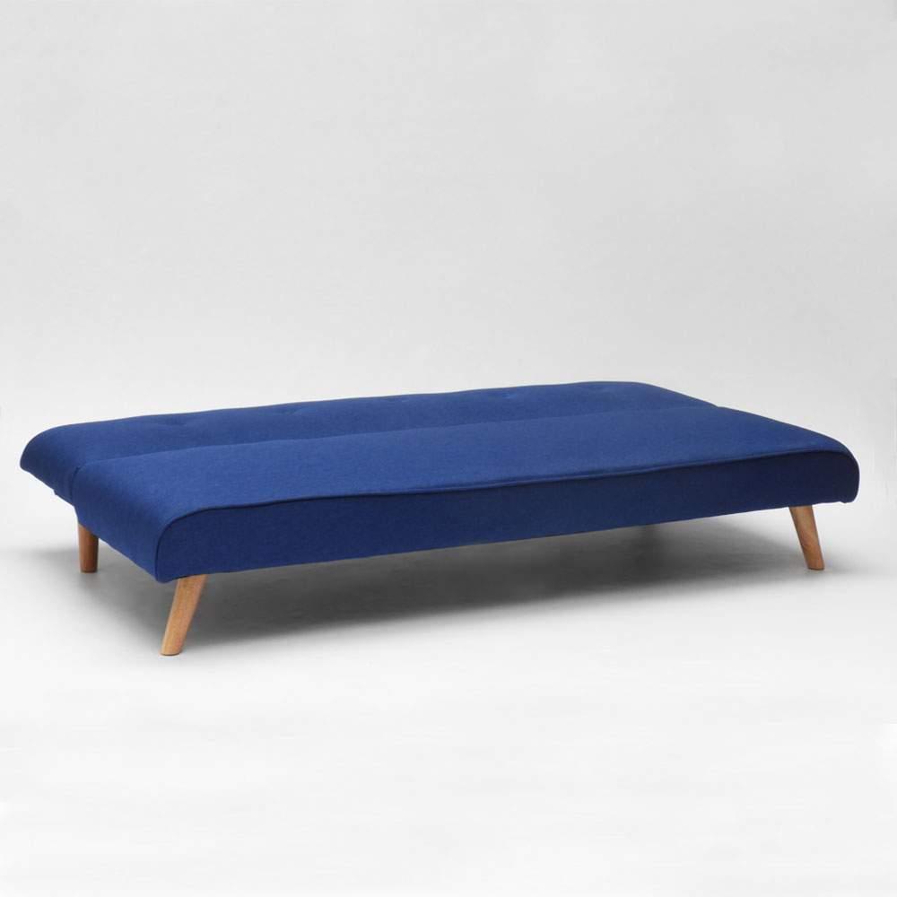 Canape-lit-convertible-2-places-LARIMAR-en-tissu-pour-le-salon-et-le-sejour miniature 26