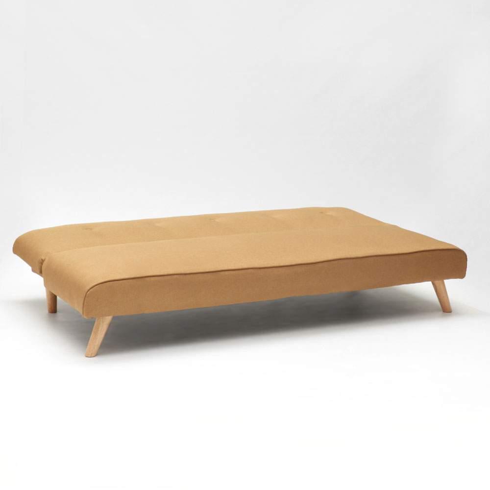 Canape-lit-convertible-2-places-LARIMAR-en-tissu-pour-le-salon-et-le-sejour miniature 14