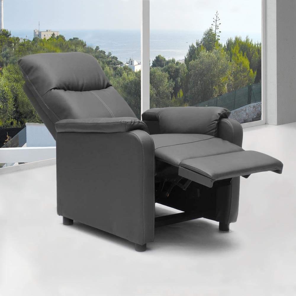 Fauteuil-relax-inclinable-avec-repose-pieds-en-similcuir-GIULIA miniature 22