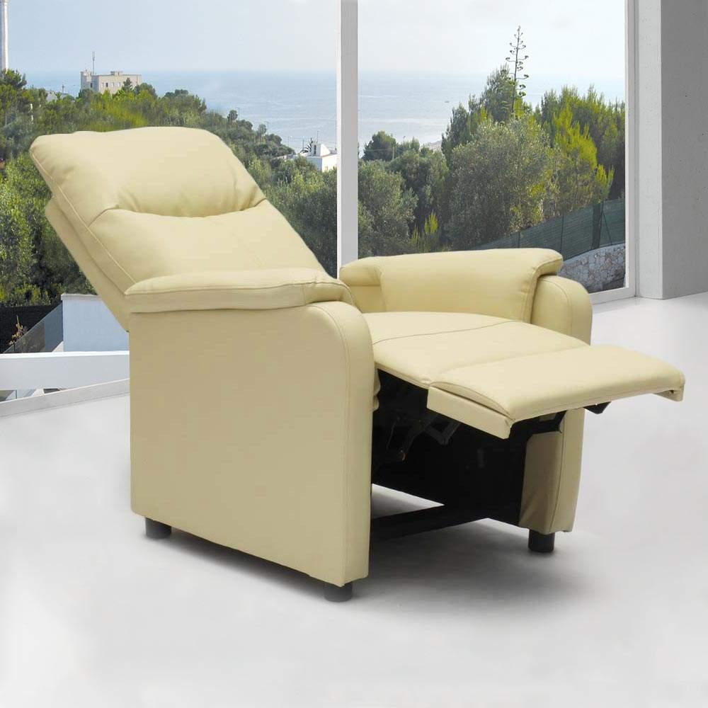 Fauteuil-relax-inclinable-avec-repose-pieds-en-similcuir-GIULIA miniature 14