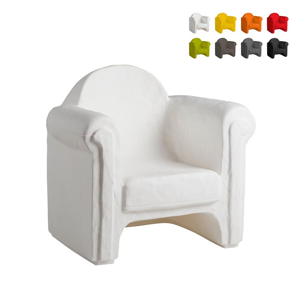 Easy Chair chaise fauteuil pour la maison et les établissements publics Slide