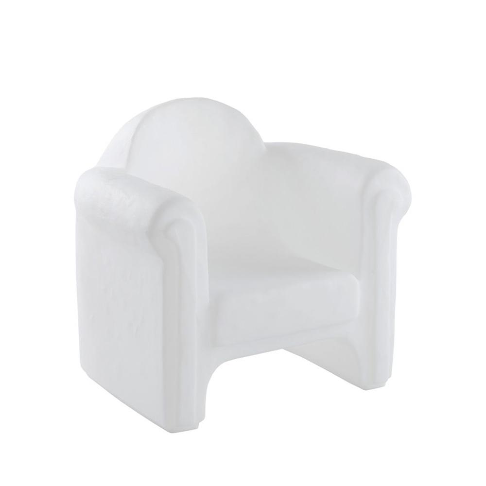Fauteuil chaise design lumineuse Slide Easy Chair pour la maison et les locaux