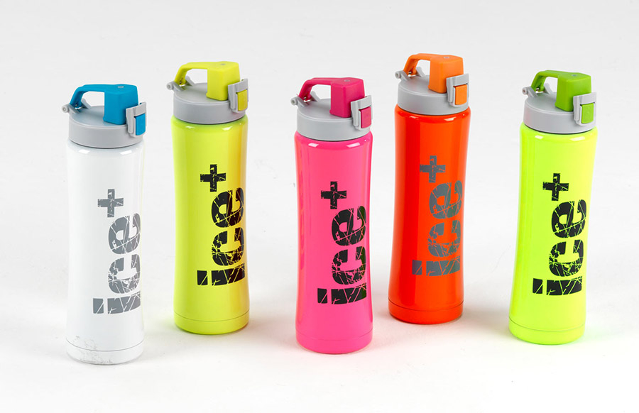 Gourde thermique thermos isotherme 550 ml sport Ice