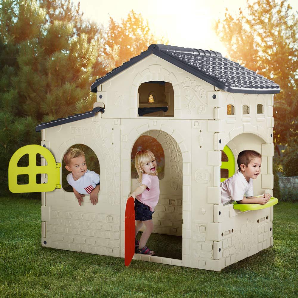 maisonnettes de jardin pour enfants CANDY HOUSE FEBER