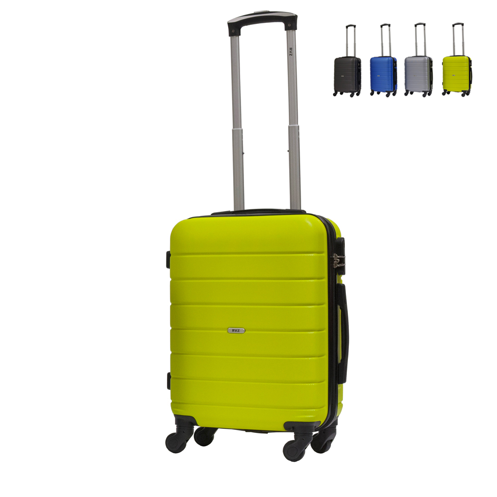 Valise à roulettes valise rigide design 4 roues Mosca