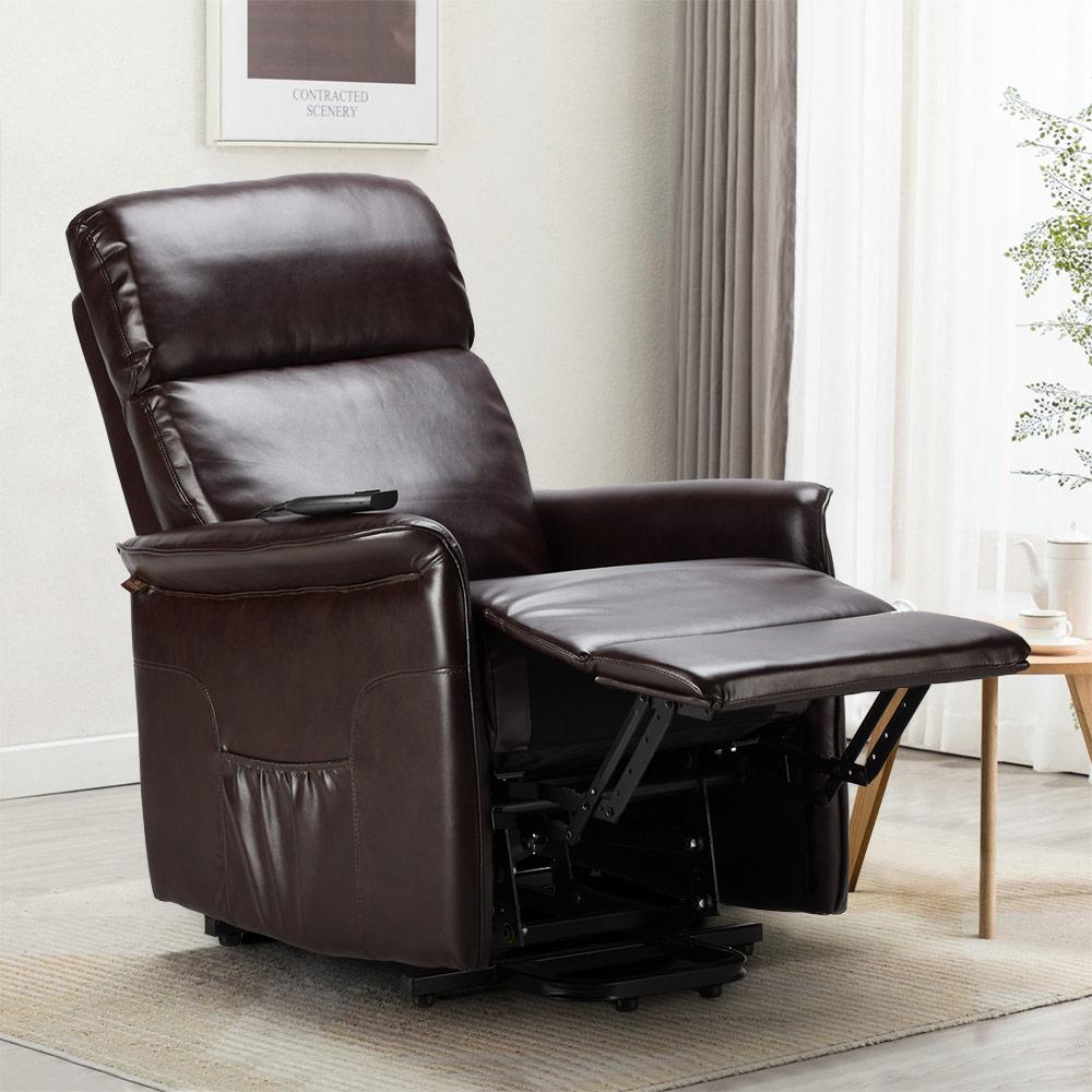 Fauteuil-de-relaxation-electrique-avec-systeme-leve-personne-pour-seniors-AMALIA miniature 44