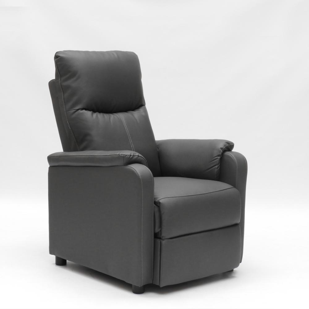 Fauteuil-relax-inclinable-avec-repose-pieds-en-similcuir-GIULIA miniature 23