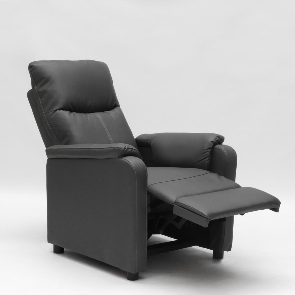 Fauteuil-relax-inclinable-avec-repose-pieds-en-similcuir-GIULIA miniature 24