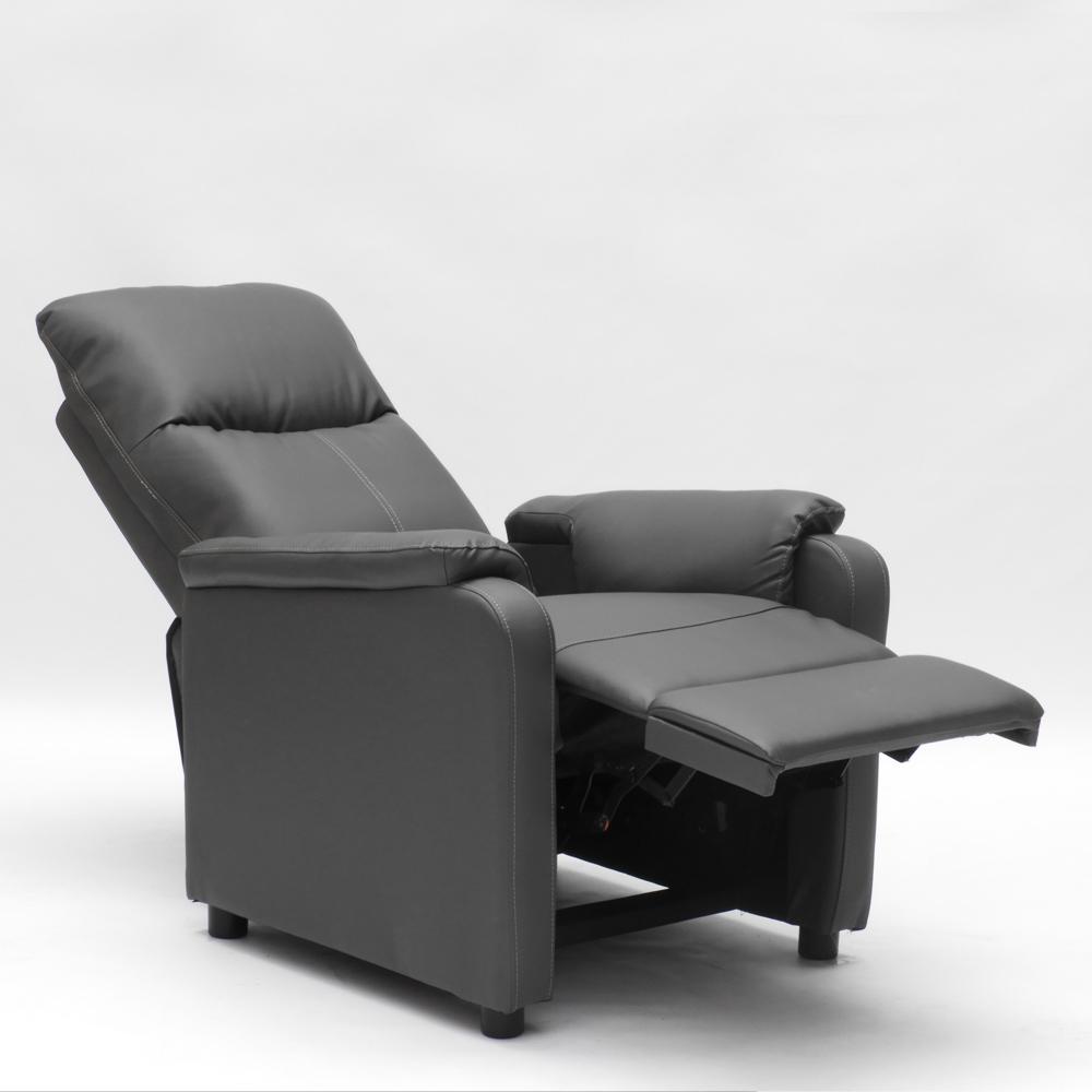 Fauteuil-relax-inclinable-avec-repose-pieds-en-similcuir-GIULIA miniature 25