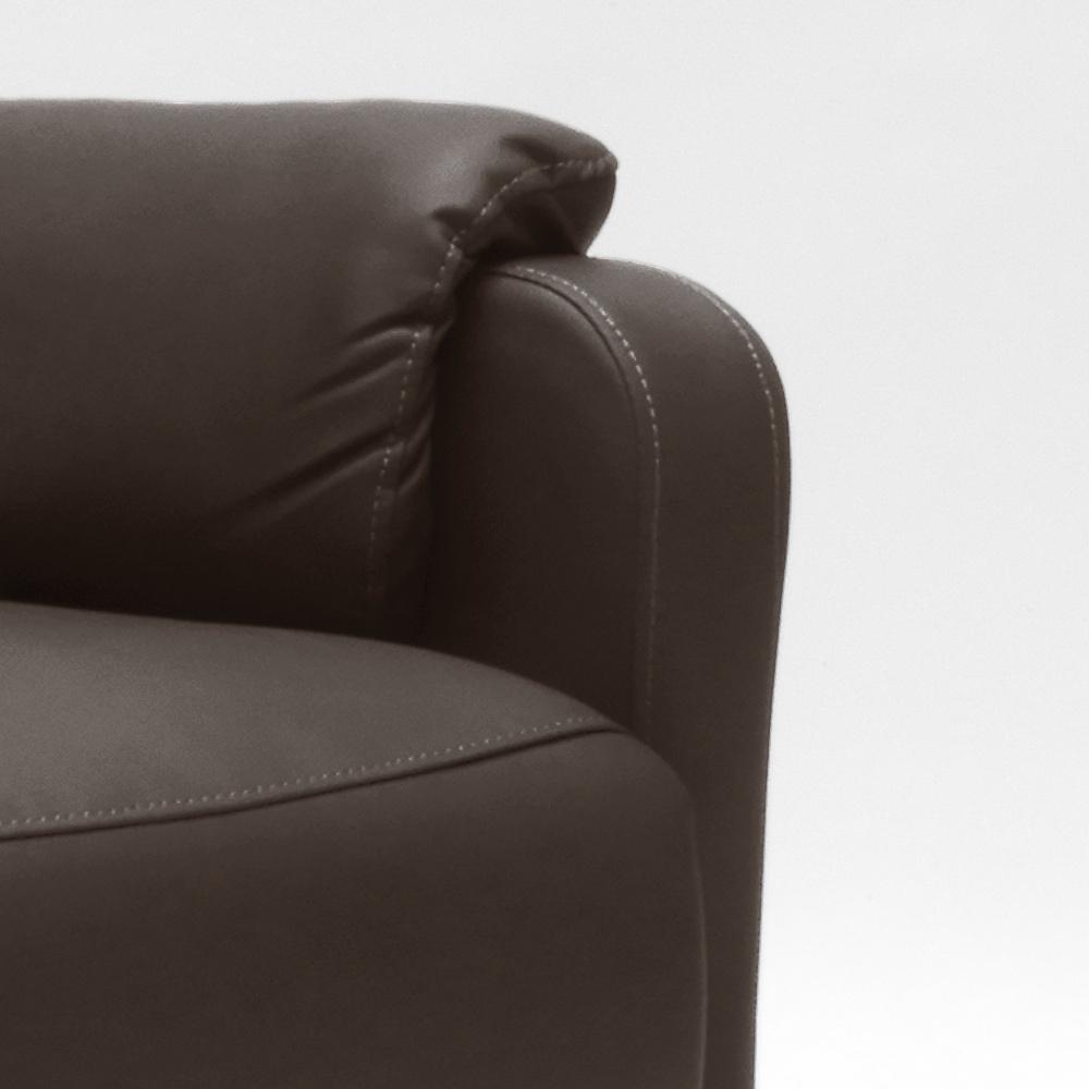 Fauteuil-relax-inclinable-avec-repose-pieds-en-similcuir-GIULIA miniature 50