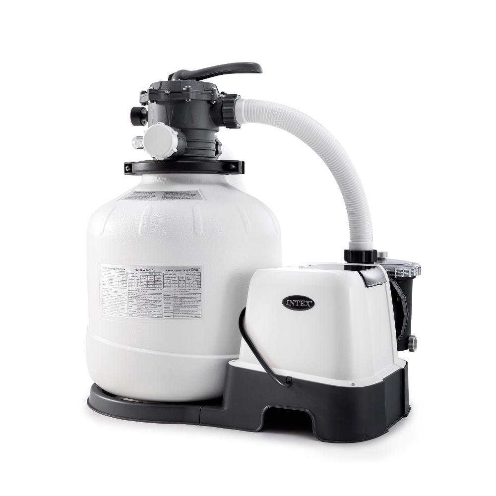Intex pompe 8 ex 8 Filtre Sable Piscines Hors Sol 8 Lt/Hr