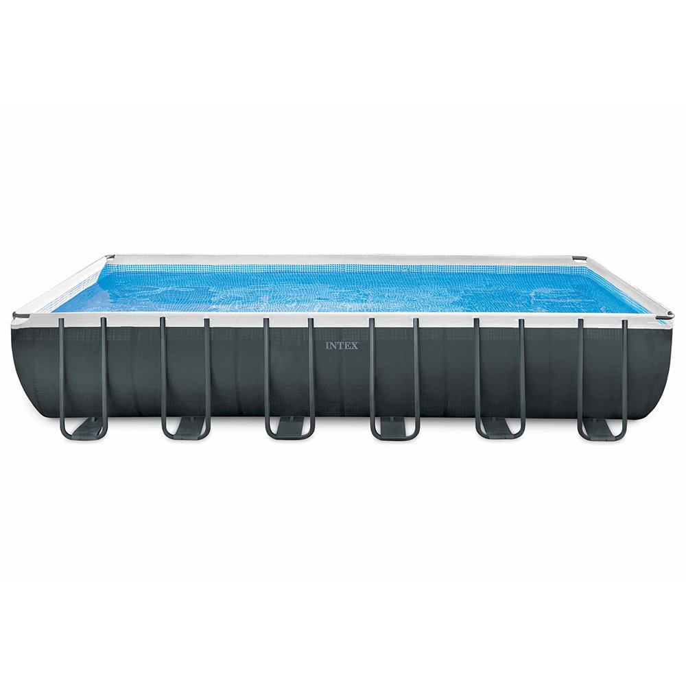 piscine intex 8 ex 8 hors-sol rectangulaire Ultra Frame  8x8x8cm