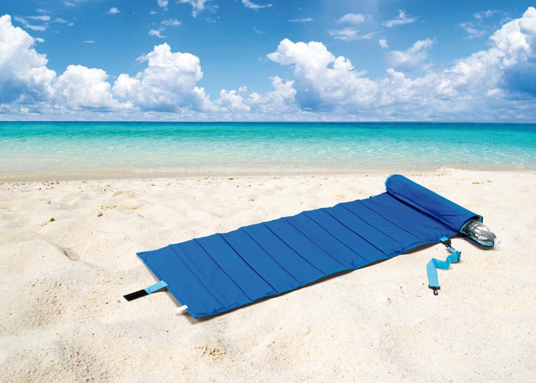sac de plage BIKER serviette de plage thermique STAIFRESCO