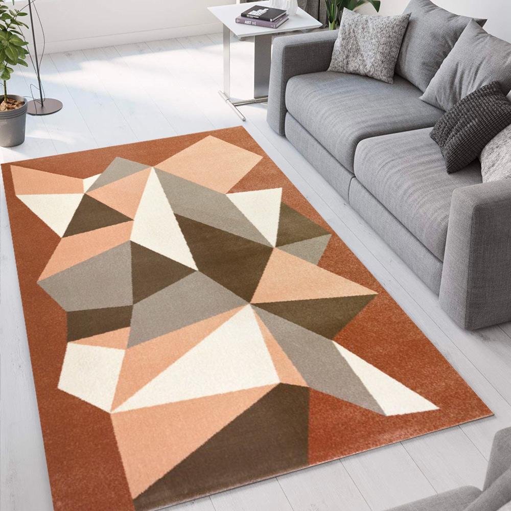 tapis open space géometrique design Milano
