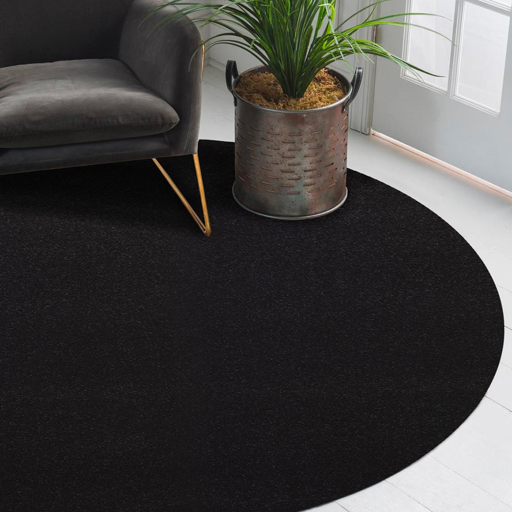tapis ronde maison bureau design Casacolora