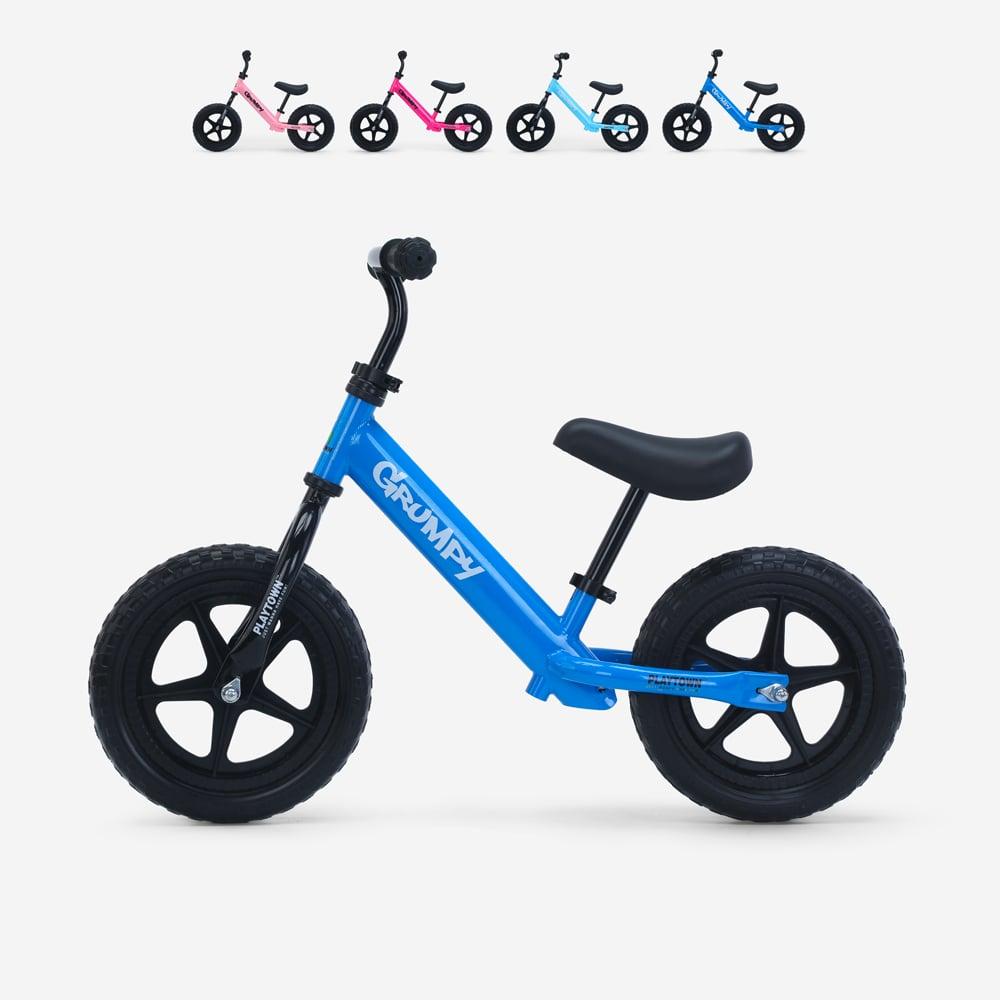 Draisienne pour enfants avec pneus en mousse EVA Grumpy