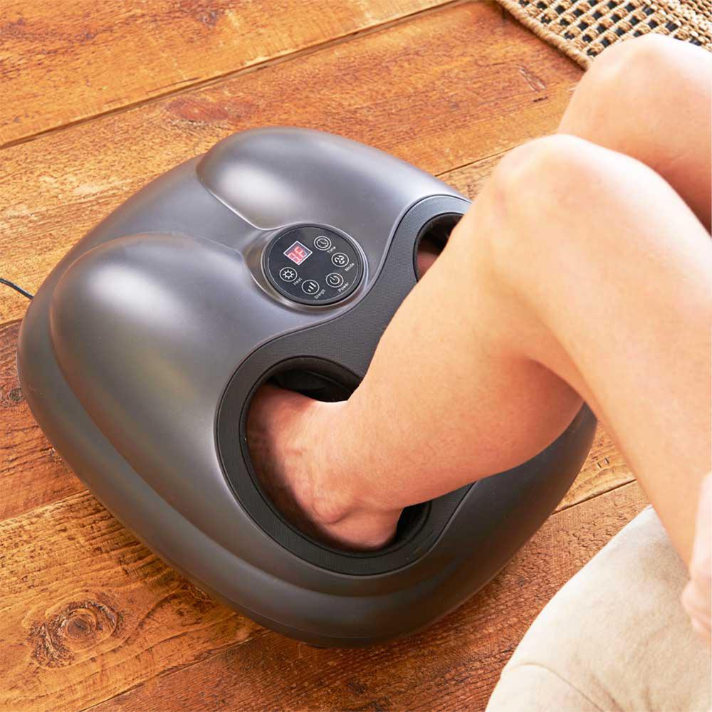 Appareil De Massage Électrique Shiatsu Pour Les Pieds Avec Air Chaud Nohy