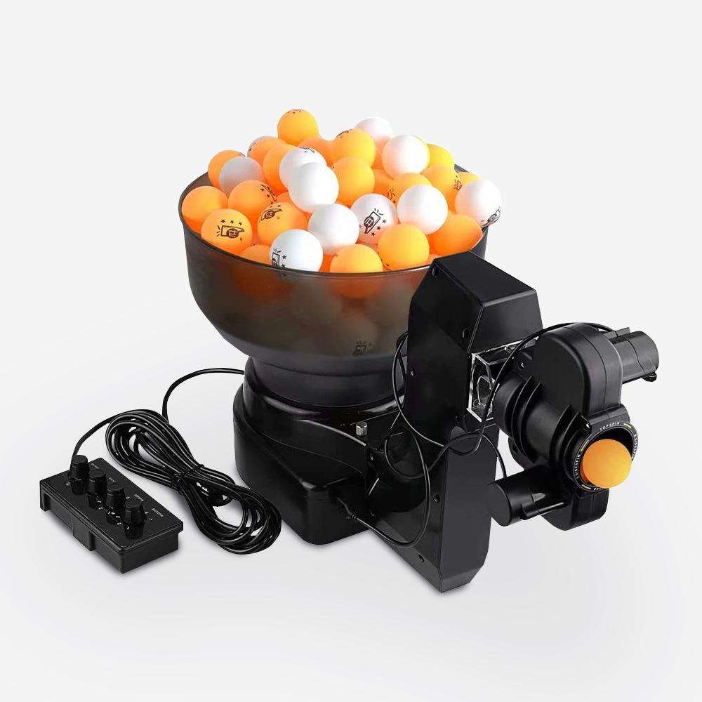 Robot Lançant Des Balles De Ping Pong Professionnelles Pour L'entraînement Bazuka