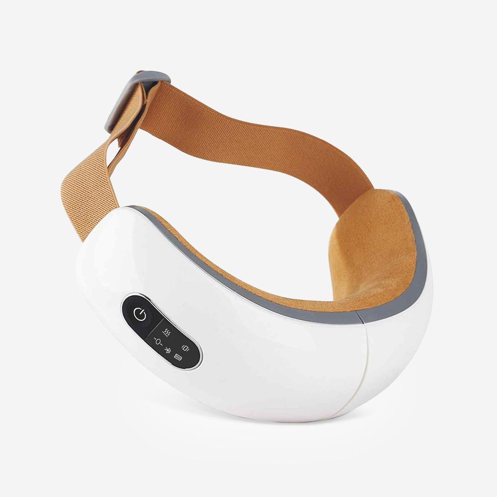 Masseur Oculaire Multifonctionnel Rechargeable Bluetooth Et USB Cyclops