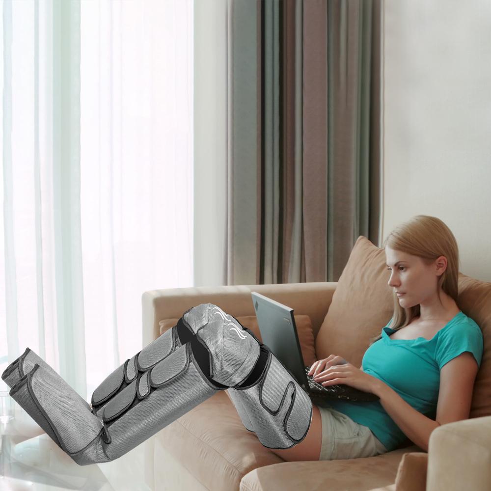 appareil de massage jambes air comprimé cellulite KAJA